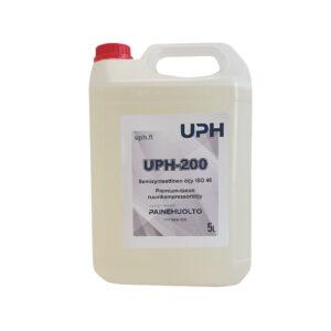 Ruuvikompressoriöljy-UPH200