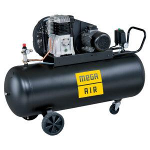 paineilmakompressori-MEGA-AIR-MA-BI-200/390