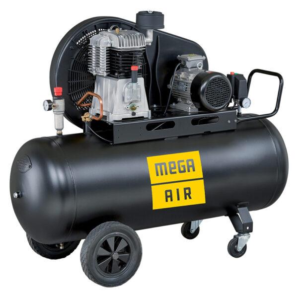 paineilmakompressori-MEGA-AIR-MA-BI-270/640