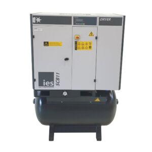 Ruuvikompressori-IES-SCB11-10-D-270-11kW